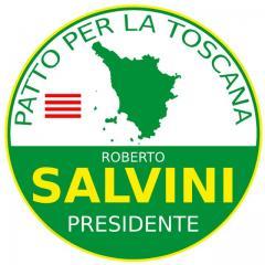 """In campo la lista civica, ambientalista, autonomista unitaria """"Patto per la Toscana – Roberto Salvini presidente"""""""