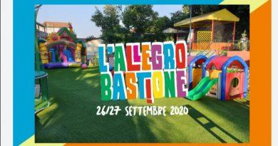 """Pistoia: Sabato 26 e Domenica 27 Settembre si svolgerà """"L'Allegro Bastione – Il Week-End dei Bimbi"""" presso Il Bastione Mediceo"""