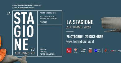 Nuovo DPCM, il comunicato dell'Associazione Teatrale Pistoiese