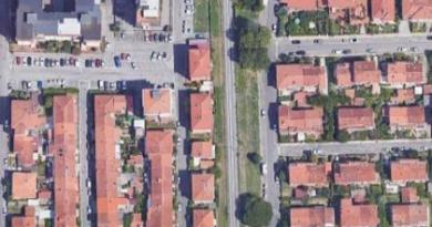 Via Mameli: inizia la riqualificazione con nuove alberature