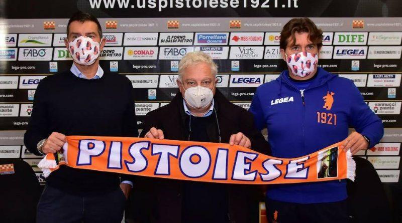 Giancarlo Riolfo è il nuovo tecnico della US Pistoiese