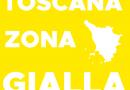 Toscana: primo weekend e seconda settimana consecutiva in fascia gialla