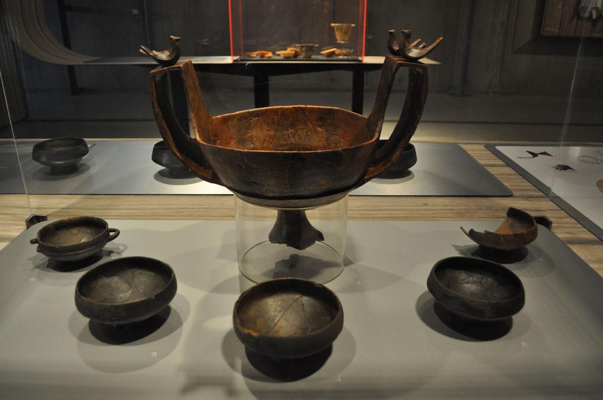 Documentazione etrusco