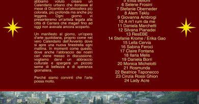 48 manifesti per 24 giorni d'arte: da domani per le strade della città l'Adventskalendar di Oltre