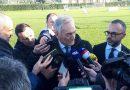Il presidente FIGC Gabriele Gravina in Commissione Cultura e Sport