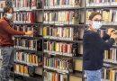 Si continua ad entrare in biblioteca su prenotazione