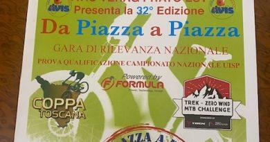 """""""Da Piazza a Piazza mountain bike"""" corre la sua 32° edizione"""