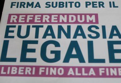 La campagna di raccolta firme per il Referendum sull'Eutanasia Legale arriva a Pistoia